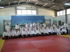 notre stage aikido a skikda avec mickael martin.JPG