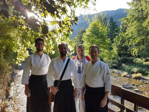 aikido,luc bouchareu,cap serrat,mickael martin,kobarid,brahim siguesmi