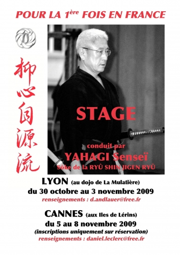 stage Jigen Lyon cannes avec yahagi sensei .JPG